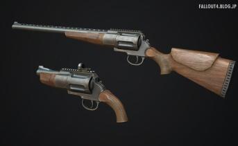 MTs-255 Revolver Shotgun v1.4