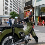 バイクで日本一周@外国人