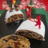 『【満員御礼!12月限定 】クリスマスシュトーレンレッスンのご案内』の画像