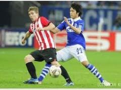 内田、ドイツ初ゴールへ「仕掛けるサイドバック」