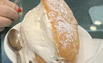 【画像】イタリアのマリトッツォ、魔改造されてすしトッツォにされてしまうwwwww
