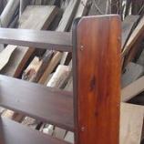 『組み立て式オリジナル杉シューズボード』の画像