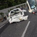 【画像】教習車が高速で煽られた結果wwwww