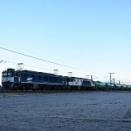 12月22日28日と2020年1月4日撮影 西線貨物6088レより