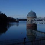 『12月の多摩湖』の画像