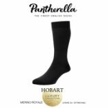 『入荷 | Pantherella (パンセレラ)  555213-002 HOBART 【BLACK】 メンズ』の画像