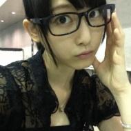 【SKE48】松井玲奈(21) 『眼鏡っ娘』姿を公開 「最終形態」「カッコカワイイ」とファン絶賛 アイドルファンマスター