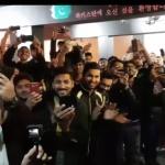 """【鉄拳】鉄拳の神様""""Knee""""、鉄拳修行のため単身パキスタン乗り込み→パキスタン鉄拳コミュニティ、空港から大歓迎でお出迎え。海外「まるでアニメだ」「ほっこりした」"""