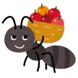 【悲報】衝撃事実「働きアリは働かないアリの分まで労働するため早死にする」