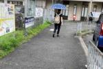 さっきまで使ってた?星田駅のロータリーに綺麗な枕が忘れてますよ!〜翌朝には既に回収されてた〜