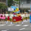 2014年横浜開港記念みなと祭国際仮装行列第62回ザよこはまパレード その98(創価学会富士鼓笛隊)の1