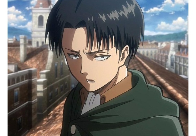 【進撃の巨人】リヴァイ兵長と同じ髪型にしてください→その結果wwwwwwww