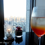 『マイル消化の旅:シャングリ・ラ ホテル東京 ホライゾンクラブ カクテルタイム』の画像