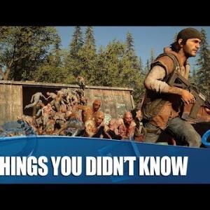 『『デイズゴーン』約6分のゲームプレイ動画が公開!!』の画像