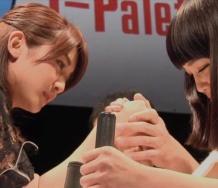 『アプガ森咲樹、唯一自分が主役になれる腕相撲大会で前代未聞の三連覇に挑む!「頑張れ!私の腕橈骨筋!!」』の画像