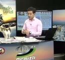【動画】生放送中に子猫が乱入、トルコのニュース番組