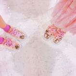 『[イコラブ] 音嶋莉沙「どっちが、りさで どっちが、あんなでしょー🤔笑」【=LOVE(イコールラブ)、山本杏奈】』の画像