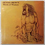 『Dennis Brown「Words Of Wisdom」』の画像