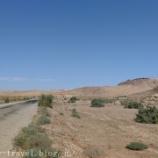 『ウズベキスタン旅行記6 かつては宮殿だった「アヤズ・カラ遺跡」、地平線が見える絶景』の画像