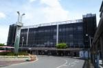 交野市駅の駅ビルがリニューアル工事中〜工期は7月中旬くらいまで〜