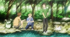 【夏目友人帳 陸】第6話 感想 妖に関わりがあった二人【6期】