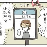 『体温と体温計とわたし』の画像