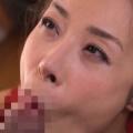 美緒ママの美しいフェラ顔といやらしいフェラ抜きは2回とも口内発射でした。