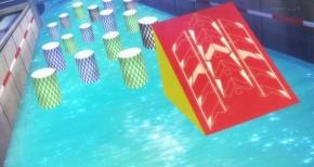 【神田川JET GIRLS】第4話 感想 水中からジャンプ台出現