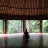 『瞑想』の画像