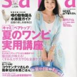 『雑誌 saita と InRed に掲載されました』の画像