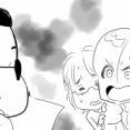 【THEALFEE】『人気ラジオ番組終わらない夢でアルフィー桜井さんがいきなりへんな声を出してみんなびっくりする事件が発生』アルフィー漫画マンガイラスト