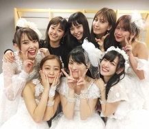 『℃-uteが8人全員揃ったよ』の画像