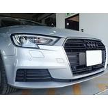 『【スタッフ日誌】Audi A3SB(8V)に前後グロスブラック4-Ringsエンブレムを装着させていただきました!』の画像
