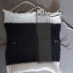 田舎から都会へ引きこもり編み物生活