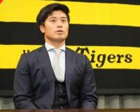 阪神坂本は現状維持、後輩2位井上のサポート約束
