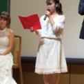 日本大学生物資源学部藤桜祭2014 ミス&ミスターNUBSコンテスト2014の38(ミスNUBS2014を発表する司会者)