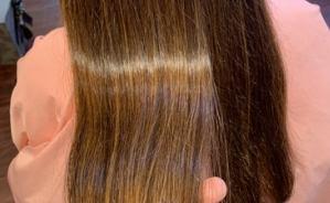 """立体感をプラスできる""""髪色"""""""