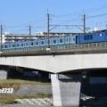 10/14 相模線用 E131系500番台G-07編成 配給@多摩川