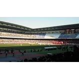 『ゼロックス スーパーカップ観戦』の画像