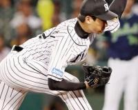 阪神岩崎、V方程式入りへ度胸満点投球「すごい球」