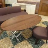 『SPIGAシリーズのCOZY昇降機能付きテーブルが再入荷』の画像