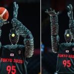 外国人「日本が五輪会場でバスケロボットを披露してきたぞ!」