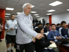ハリルホジッチ監督、敗北宣言!?「日本代表のW杯初戦・コロンビアに勝つというのは現時点で幻想に近い・・・」
