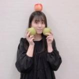 『【乃木坂46】可愛すぎるwww りんごに囲まれる本日最新の大園桃子さんがこちらwwwwww』の画像