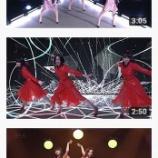 『【Perfume×TECHNOLOGY】NHK紅白歌合戦 ノーカット版』の画像