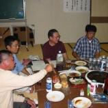 『2003年 9月 1日 例会:弘前市・茂森会館』の画像