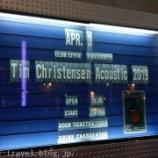 『Tim Christensen(ティム・クリステンセン) Acoustic 2019@クラブチッタ ライブレポート2019』の画像