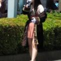 2013年横浜開港記念みなと祭国際仮装行列第61回ザよこはまパレード その59(横浜海賊マッスル船長/横浜ビー・コルセアーズ)