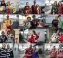【フランス】第2回「ダサいセーター世界選手権」