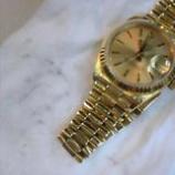 『腕時計から細かい汚れが!!!』の画像